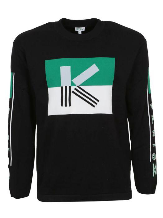 f7aa235055c8cf Kenzo Sweaters for Men - Shop online Kenzo Sweaters for Men