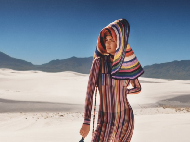 MISSONI SPRING SUMMER 2018 COLLECTION: CONTEMPORARY ITALIAN GLAMOUR