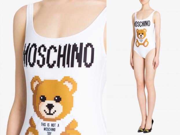Moschino swimwear 2019