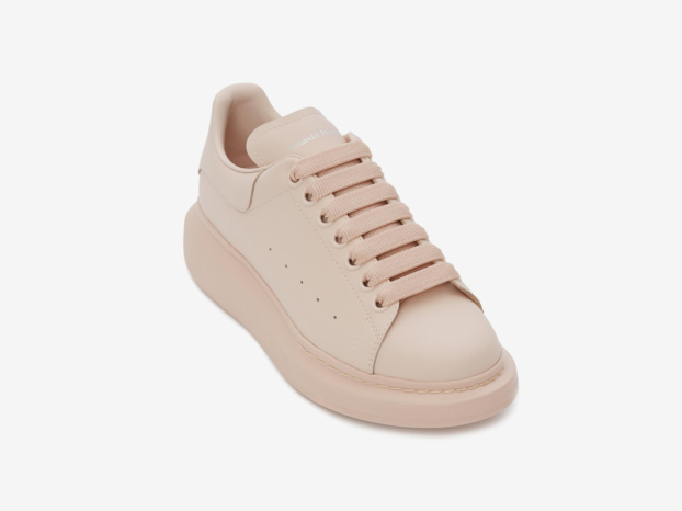 leather Sneakers Alexander McQueen